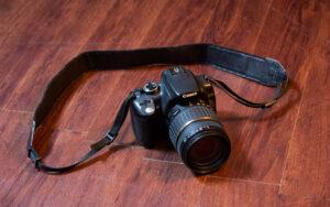 Le Canon EOS 350D
