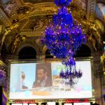 Remise du prix Culture Graphique aux Golden Blog Awards 2012