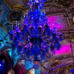Lustre dans les Salons de l'Hôtel de Ville de Paris