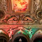 Plafond de la salle des fêtes des salons de l'hôtel de ville de Paris
